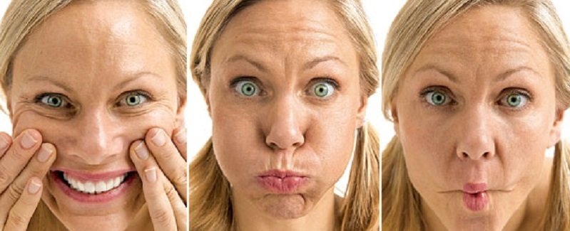 imagen Ejercicios para tonificar el rostro: Aprende los mejores