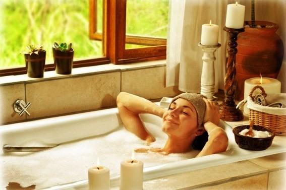 imagen ¿Cómo hacer un spa casero para disminuir el estrés?
