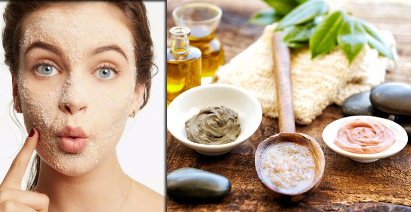 imagen Exfoliantes naturales para la piel