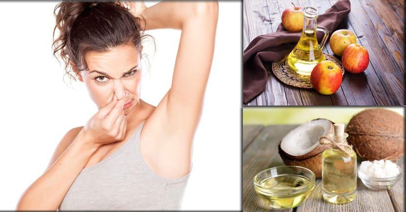 imagen Los mejores remedios caseros para el sudor