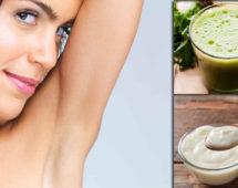 imagen Excelentes remedios naturales para blanquear tus axilas