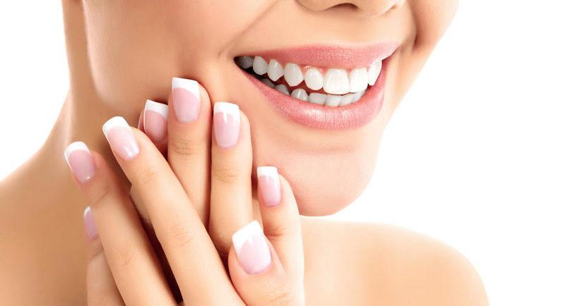 imagen Vitaminas y nutrientes para unas uñas bellas y fuertes