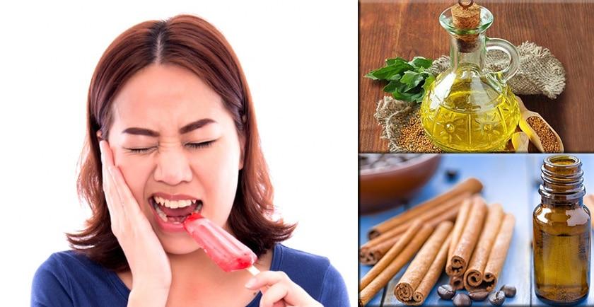 imagen Remedios caseros para la sensibilidad dental
