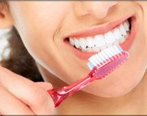 imagen Pasta de dientes casera